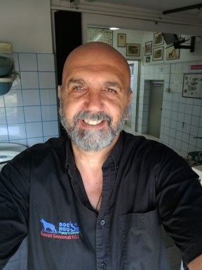 dog trainer  Raffaele Alicandro