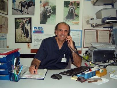 direttore raffaele alicandr 407x305 dog trainer